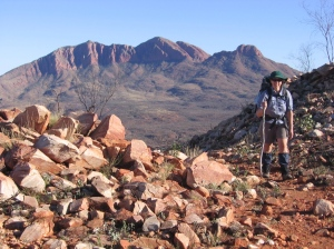 Mt Sonder - a McDouall
